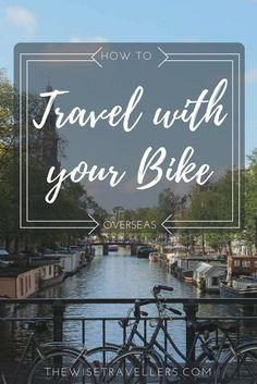 travel with bike