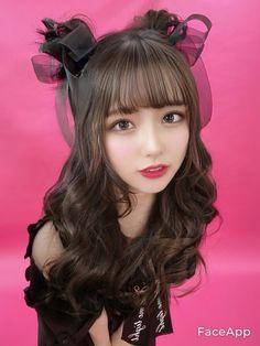 Beautiful Japanese Girl, Beautiful Asian Girls, Popteen, Waifu Material, Cute Costumes, Gyaru, First Girl, Female Portrait, Kawaii