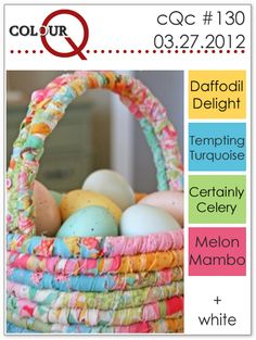 colourQ: March 2012