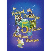 Walmart: Sweet Dreams 5-Minute Bedtime Stories