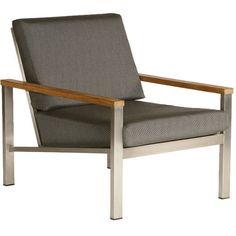 Barlow Tyrie Equinox Deep Seating Lounge Chair