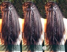 Romantico peinado / hair braids