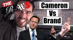 Cameron Vs Brand: Who Should Be On Top? Russell Brand The Trews (E296)