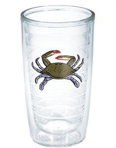 Best Sellers | Crab | Blue | Tumblers, Mugs, Cups | Tervis