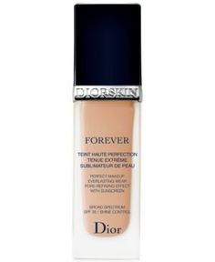 Dior Diorskin Forever Perfect Makeup Everlasting Wear Pore-Refining Effect with Sunscreen - Medium Beige