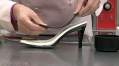 Part I: Creating a Shoebox and High Heel Cake