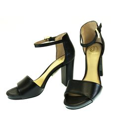 Sandália Preta 4112433 Dumond | Moselle sapatos finos femininos! Moselle sua boutique online.