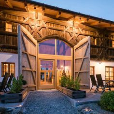 Unique holiday in Bavaria in the Chiemgau Bundwerkstadel - Unique holiday in Ba . - Unique holiday in Bavaria in the Chiemgau Bundwerkstadel – Unique holiday in Bavaria in the Chiem - Chalet Design, Unique Vacations, Barn Renovation, Unique Buildings, Garage Design, Pent House, Bavaria, Amazing Gardens, Building Design