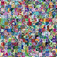 〜作品のご紹介〜 #16 #奥田栄希  #bug_10 近づくと何かが見えそうなピクセルの集合体。コンピューターエラーの集合体のような、デジタルな印象のパターンが、現実世界のお部屋を彩ります。  Artist:  奥田栄希 古い #テレビゲーム を題材に絵画から映像表現を行う。近年は主に、終わらない #ゲーム や、#バグ を利用したゲームなど、市販の #80年代 のゲーム機で動作するゲーム #カセット 作品を多数発表している。 http://eiki.o-oku.jp/  #Wallwear http://www.wallwear.jp/?pid=117072335 #wallwear #WALLWEAR  #wall #wear #壁紙 #はがせる #おしゃれ #アーティスト