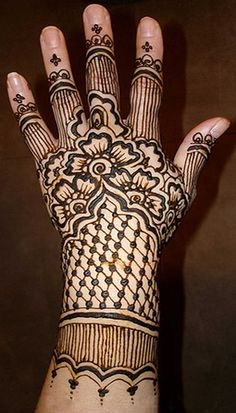 Eid Mehndi Designs | Eid India Mehndi Designs a lot of cultural significance in Indian ...