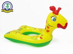 swim ring giraffe