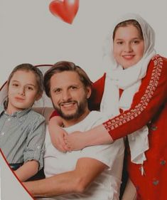 Shahid Afridi celebrates First Birthday of Daughter Arwa Shahid Afridi, Cricket Sport, First Birthdays, Daughter, Ruffle Blouse, Couple Photos, Couples, Celebrities, Women