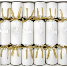 Choosing the loveliest Christmas crackers #MyChristmasStory