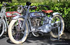 #1917 #HarleyDavidson Model T Twin