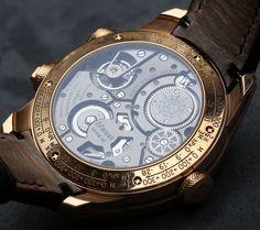 Breva Genie 01 Watch Hands-On: The Luxury Barometer Weather Station