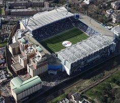 Stamford Bridge (1876), Chelsea F. C.