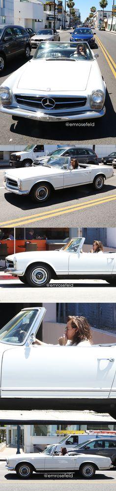 Harry Styles | driving in LA 4.15 |