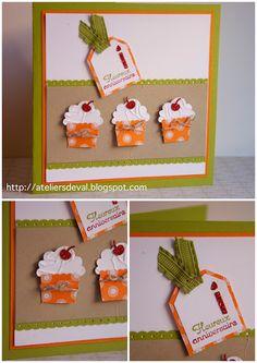 cupcakes, birthday, ateliersdeval.blogspot.com, anniversaire