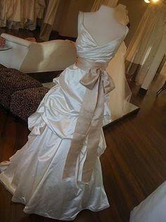 Disney's Tarzan - Jane wedding dress inspiration