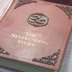 The never ending story book