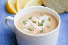 Crab Bisque | kokocooks.com