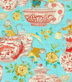 "Dena Home Upholstery Fabric 54""-Monkey Jars/Sundance"