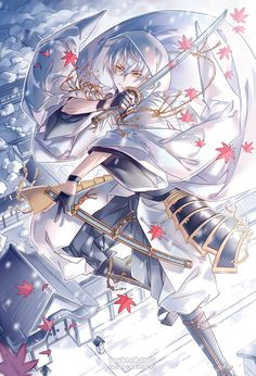 Browse Touken Ranbu collected by paulina martinez and make your own Anime album. Boys Anime, Chica Anime Manga, Hot Anime Guys, Manga Boy, Cute Anime Boy, I Love Anime, Awesome Anime, Touken Ranbu, D N Angel