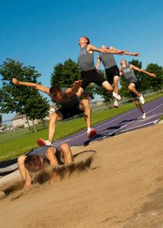 9 Best Long Jump images | Long jump, Track, field, Athlete