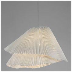 Dining Room Lighting, Bar Lighting, Home Lighting, Chandelier Lighting, Lighting Design, Yellow Lamp Shades, Red Lamp Shade, Chandeliers, Hallway Light Fixtures