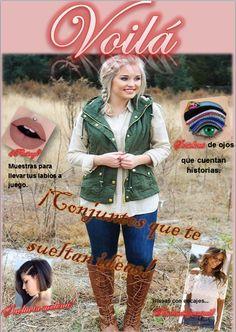 Voilá: moda joven: Bienvenido Noviembre!!