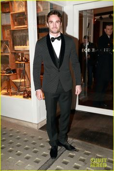 Thom Evans: Dolce & Gabbana London Collections