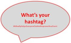 14 Uses Of Hashtags That Will Make You Cringe Event Planning Tips, Event Planning Business, Party Planning, Wedding Planning, Event Ideas, Corporate Event Planner, Event Planners, Invitation Fonts, Budgeting Tools