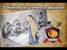 10 - O menino Jesus entre os doutores