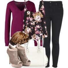 Lydia Inspired University Visit Outfit