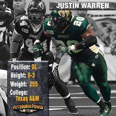 Justin Warren - DL