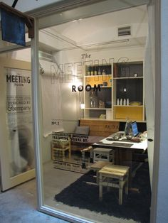 #Collaborative space, The Meeting Room