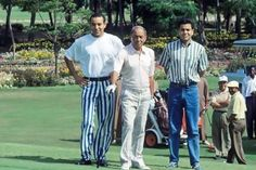 late the Morocco's King Hassan II , centre, with his sons , the King Mohammed VI, left, and the HRH Prince Moulay Rachid