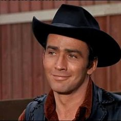 <3 James Drury <3 as The Virginian He would always introduce himself as the Foreman of Shiloh Ranch.
