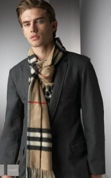 eventually I will have the world famous burberry scarf
