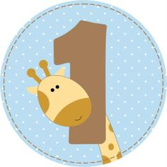 Ideas Baby Boy Scrapbook Tags For 2019 Safari Party, Safari Theme Birthday, Birthday Themes For Boys, Safari Birthday Party, Jungle Party, 1st Boy Birthday, Baby Boy Scrapbook, Safari Thema, Baby Month Stickers