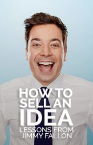 How To Sell An Idea - Lessons From Jimmy Fallon — DESIGNED w/ Carla Aston