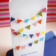 birthday card - lalalove it!