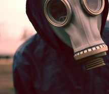 My Gasmask Theme Idea Horror Photography, Image Photography, Photography Ideas, Post Apocalyptic Fiction, Mask Images, Dark And Twisted, Hidden Face, Black Parade, Tumblr