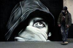 Arte Urbano... Expresión de las Calles : El graffiti es el reflejo de la realidad, la expresión de las calles