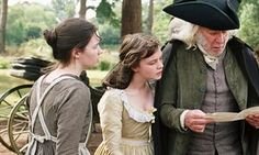 (from left to right) Talulah Riley, Carey Mulligan, Donald Sutherland, Keira Knightley and Rosamund Pike star in Joe Wright's PRIDE & PREJUDICE, a Focus Features release. Matthew Macfadyen, Keira Knightley, Donald Sutherland, Elizabeth Bennet, Mary Bennet, Elizabeth Swann, Jena Malone, Blythe Danner, Carey Mulligan