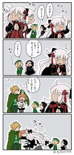 あじふらい (@ajifurai505) さんの漫画   33作目   ツイコミ(仮)