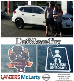 Congratulations Krista on your #Nissan #Rogue from Dat Nissan Guy Sylvester Redix at Landers McLarty Nissan !  https://deliverymaxx.com/DealerReviews.aspx?DealerCode=RKUY  #LandersMcLartyNissan