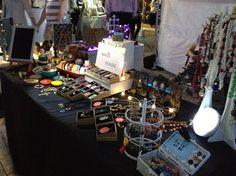 Markets - BrisStyle night markets In Brisbane Qld, all jewellery handmade by Marlu Designz