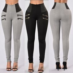 Slim Fit High Waist Push Up Leggings Women Patchwork Workout Fitness Legging Bodybuilding Pants Running Leggings, Sports Leggings, Workout Leggings, Women's Leggings, Leggings Are Not Pants, Cheap Leggings, Jeans Pants, Yoga Legging, Legging Sport