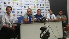 """Portal Esporte São José do Sabugi: Técnico Josué Teixeira é apresentado pelo ABC: """"É ..."""